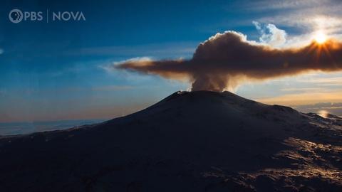 Antarctic Extremes -- Exploring Antarctica's Active Volcano Mt. Erebus
