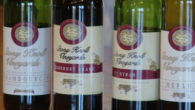 NC Weekend: Yadkin Valley Winter Wine Passport Part1