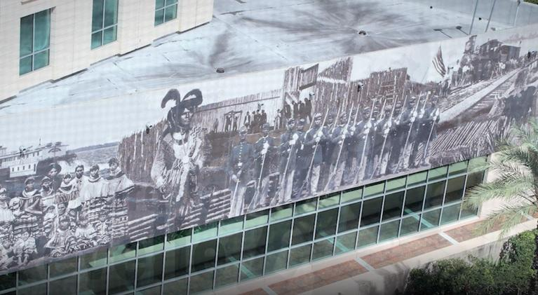 Curious Gulf Coast: Downtown Fort Myers Mural