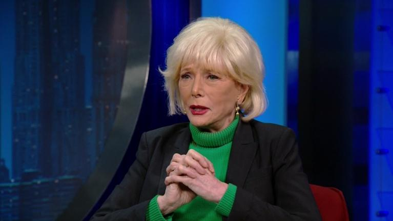 Amanpour and Company: Lesley Stahl Talks Trump, Watergate and Impeachment