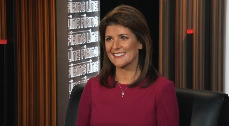 Firing Line: Nikki Haley