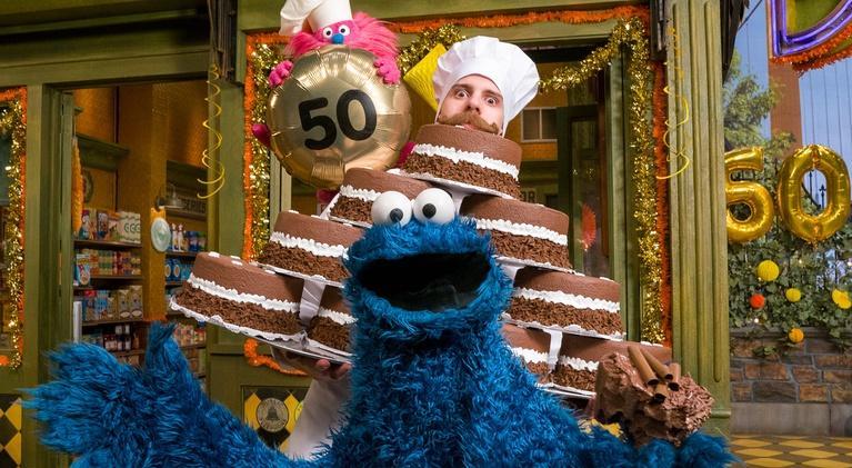 Sesame Street's 50th Anniversary Celebration: Sesame Street's 50th Anniversary Celebration