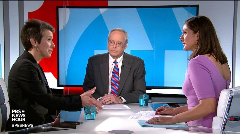 PBS NewsHour: Amy Walter and Stuart Rothenberg on GOP immigration friction