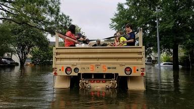 Washington debates funding for Hurricane Harvey recovery