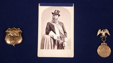 Antiques Roadshow -- Appraisal: First Light Dragoons Marksman Medals, ca. 1870