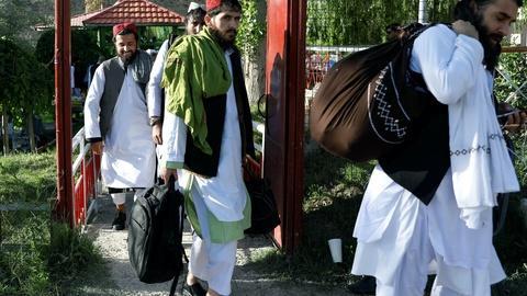News Wrap: Afghanistan begins releasing Taliban prisoners