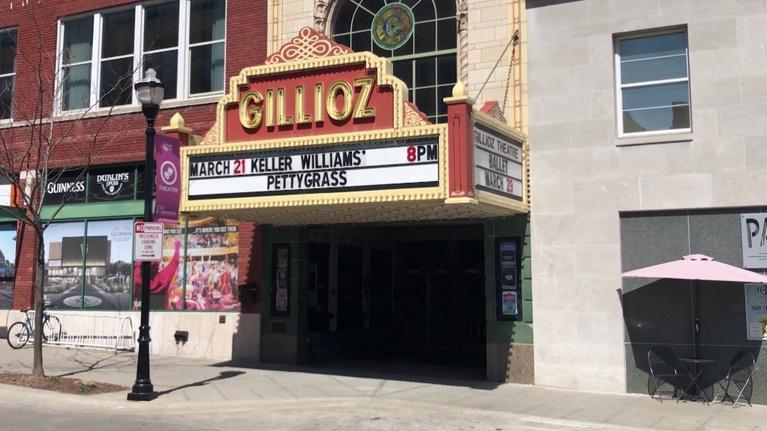 OzarksWatch Video Magazine: The Historic Gillioz Theatre