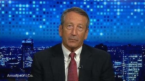Amanpour and Company -- Mark Sanford Explains Why He Is Running for President