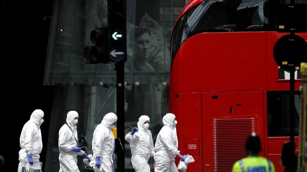 UK remains on alert after London terror attack image