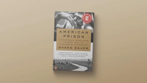'American Prison' author Shane Bauer answers your questions