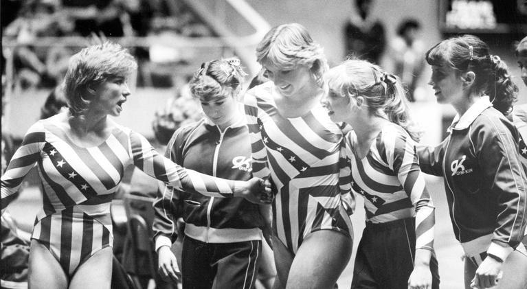 Utah Gymnastics: Red Rocks Retrospective: Utah Gymnastics: Red Rocks Retrospective