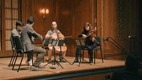 Great Performances -- Schubert's String Quintet