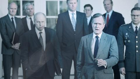 Statecraft: The Bush 41 Team -- Preview
