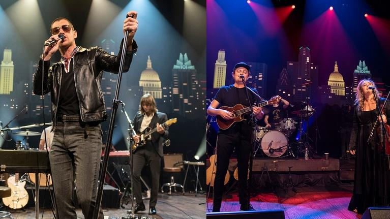 Austin City Limits: Arctic Monkeys / Wild Child