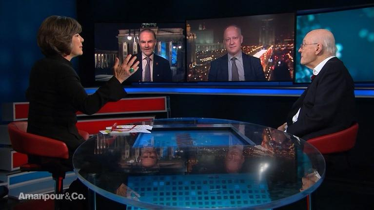 Amanpour and Company: Reflecting on the 30th Anniversary of the Berlin Wall's Fall