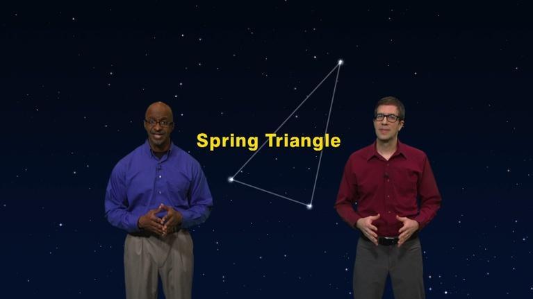 Star Gazers: The Super Spring Triangle | April 22-28 | Star Gazers