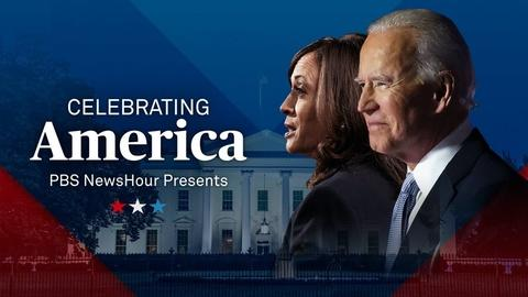 PBS NewsHour -- 'Celebrating America' - A PBS NewsHour inauguration special