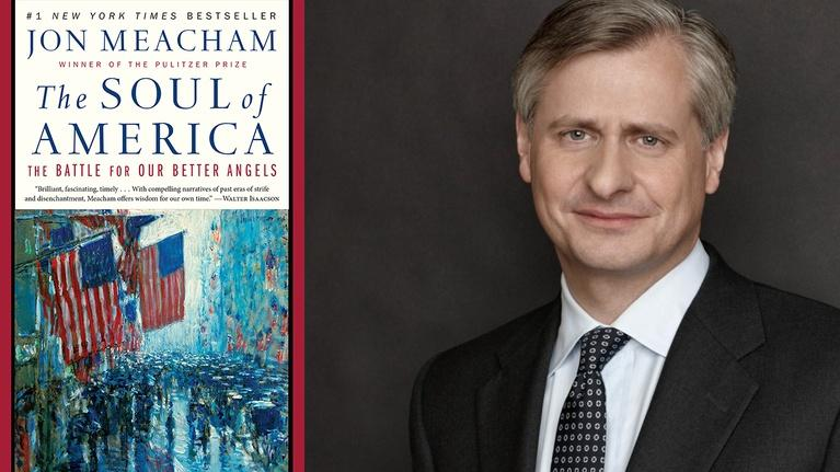 Book View Now: Jon Meacham – 2018 National Book Festival