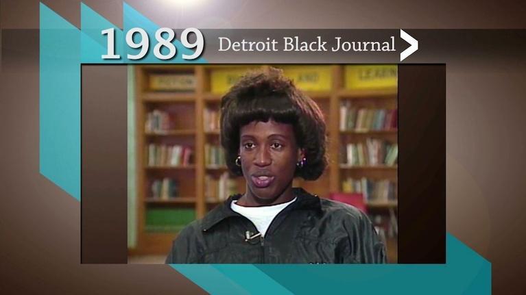 American Black Journal: Detroit Black Journal Clip: Jackie Joyner-Kersee