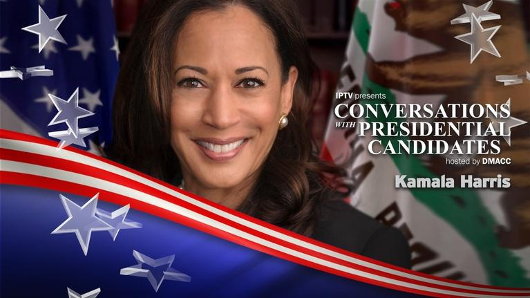 IPTV Presents: Conversations with Presidential Candidates | Kamala Harris
