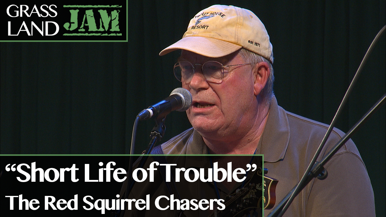 """Short Life of Trouble"" Red Squirrel Chasers"