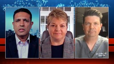 Amanpour and Company | Two Tennessean Doctors on COVID-19 Vaccine Hesitancy