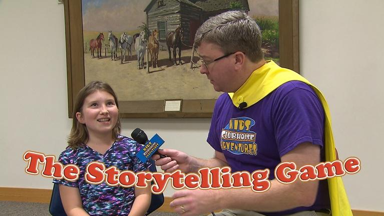 KIDS Clubhouse Adventures: The Storytelling Game