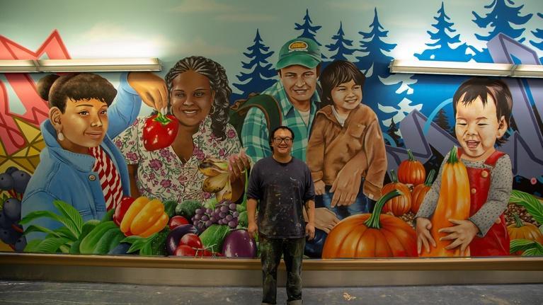 Oregon Art Beat: Season 21, episode 1: Say it Loud