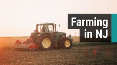 Agriculture: A multi-billion dollar industry in NJ