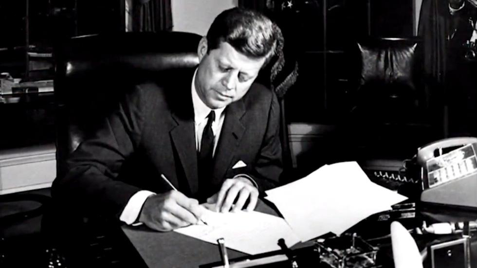 John F. Kennedy, symbol of a generation, left mixed legacy image
