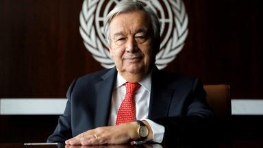 "The UN Secretary-General's ""Red Alert"""