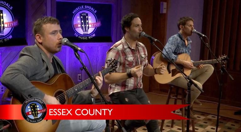 Muscle Shoals to Music Row: Essex County