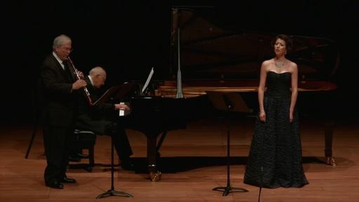 In Concert With CMS: Schubert and Strauss