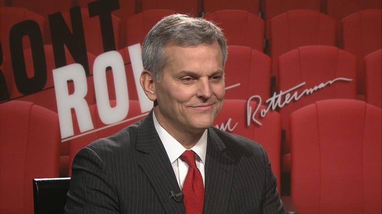 Front Row w/ Marc Rotterman: Front Row: A Conversation w/ Attorney General Josh Stein