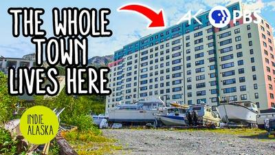 I Lived in Whittier, Alaska: A Town Under One Roof