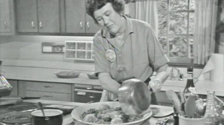 The French Chef with Julia Child: Broiled Chicken Plain And Saucy