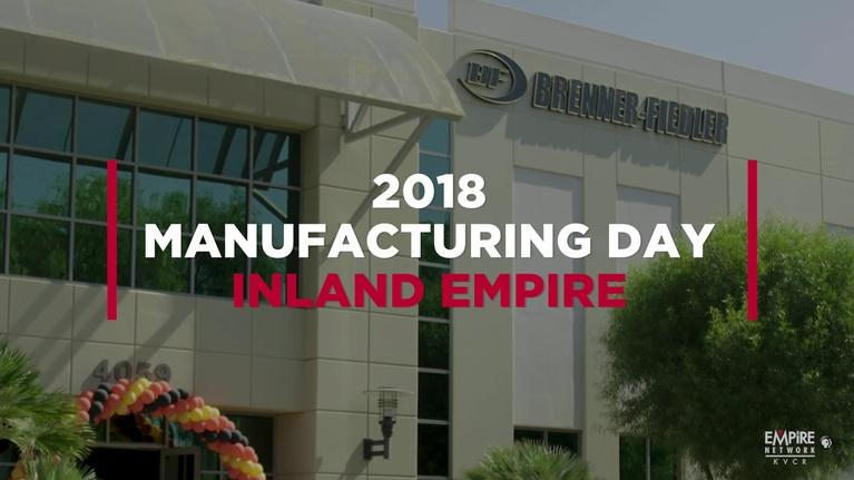 State of the Empire: 2018 Manufacturing Day