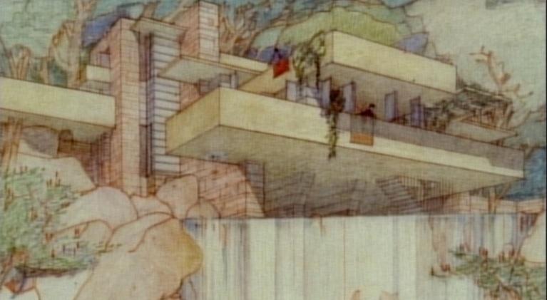 Frank Lloyd Wright: Designing Fallingwater
