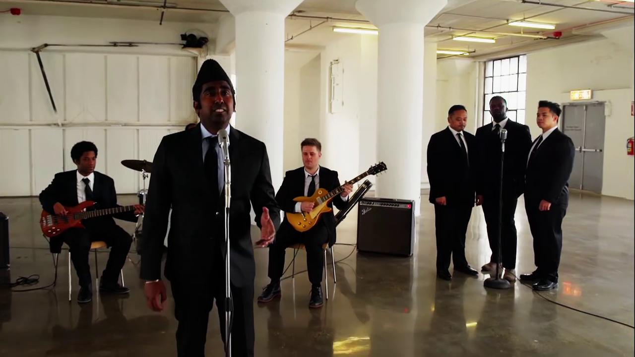 Zeshan B Puts a South Asian Twist on Classic American Soul