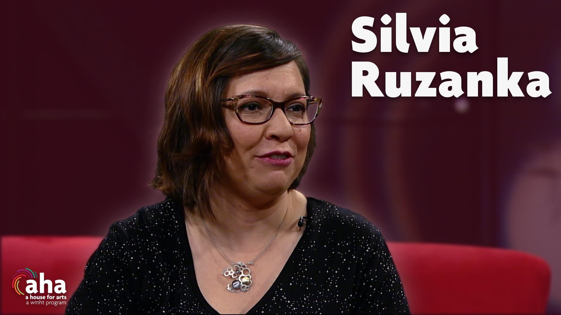 AHA! 601 | Silvia Ruzanka