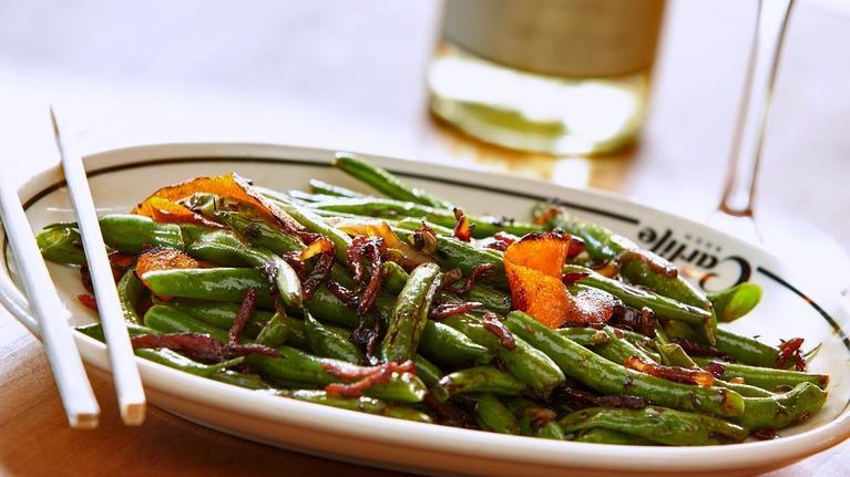 Washington Grown: Green Beans