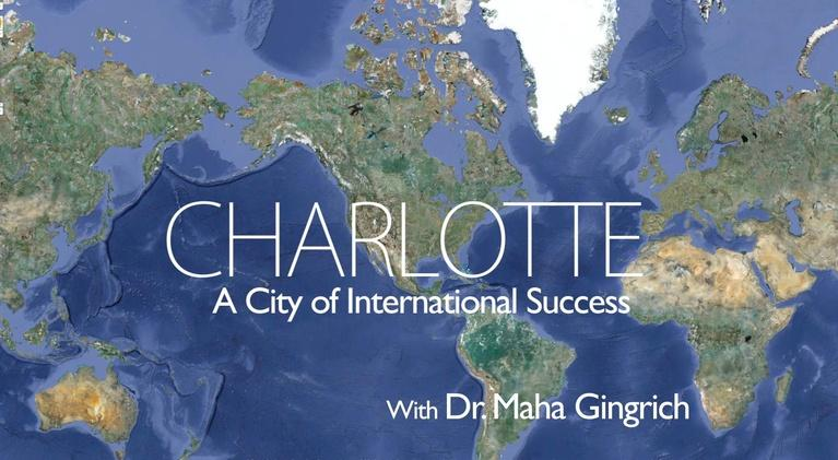 International Success: Charlotte: A City of International Success - Boulos