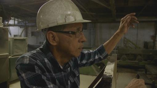 Wisconsin Life : Sawmill Sign Language