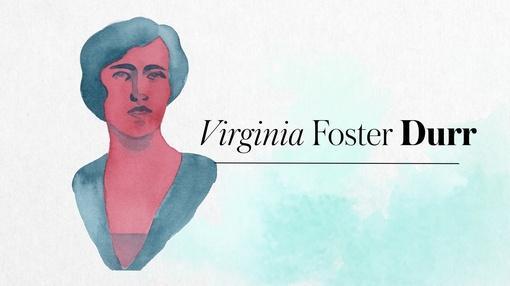 They Dared! : Virginia Foster Durr
