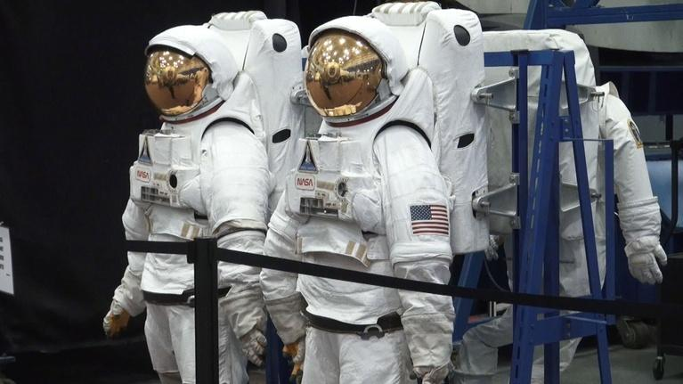 Science Trek: Astronauts: What It Takes To Be An Astronaut