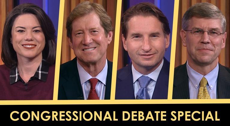 Almanac: 2nd District Debate, U.S. Senate race, 3rd District Debate