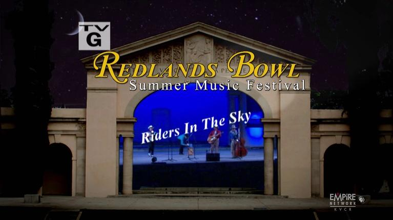 Redlands Bowl Summer Music Festival: Riders in the Sky