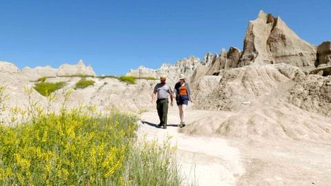 Prehistoric Road Trip -- Discovery in the Badlands