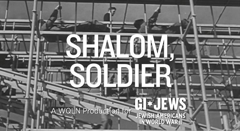 WQLN Local Productions from the 2010's: Shalom Soldier