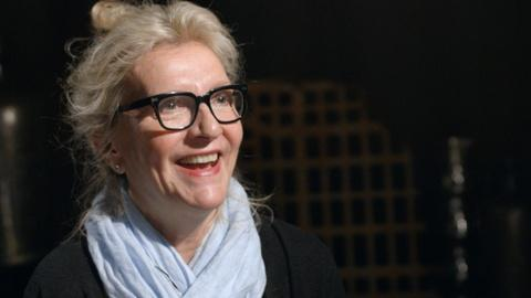 Articulate -- Elizabeth Strout: Steady As She Goes
